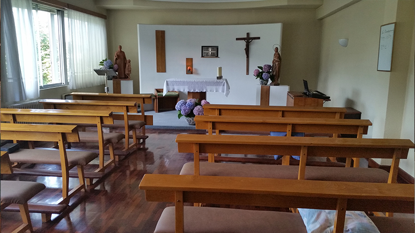 Compañía Santa Teresa de Jesus - San Sebastián