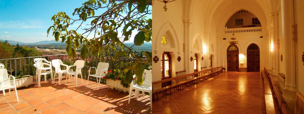 Religiosas de los Sagrados Corazones - Residencia San Lorenzo de El Escorial