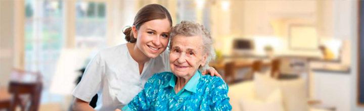 El cuidado de los mayores